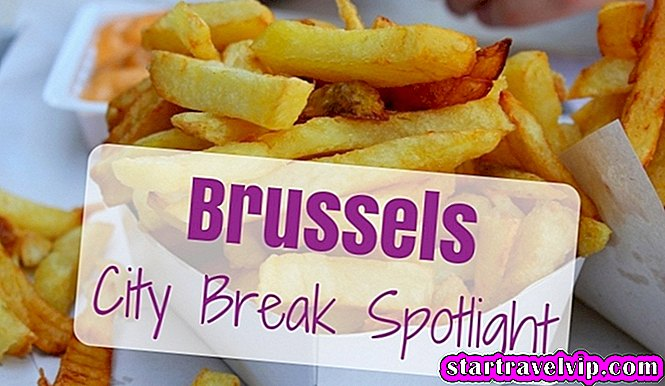 City ​​break spotlight: brussels