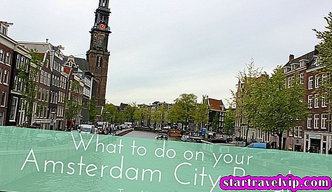 City ​​break spotlight: amsterdam