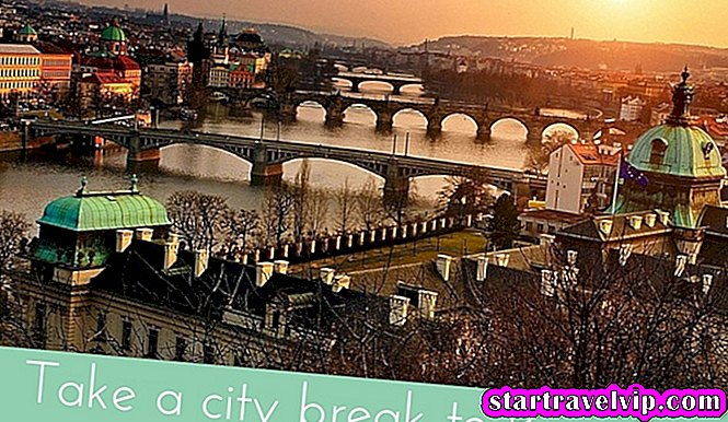 City ​​break spotlight: prag