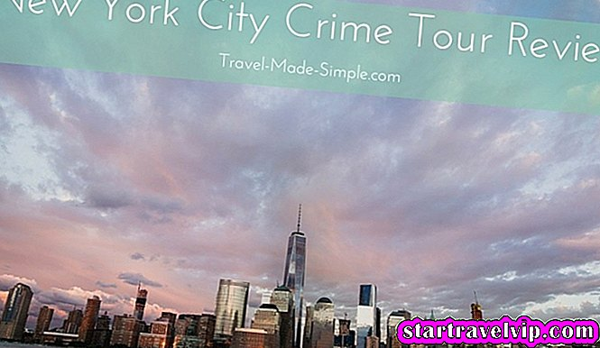 Spaziergänge von New York Crime Tour Review