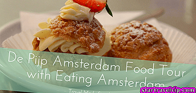 de pijp amsterdam food tour review