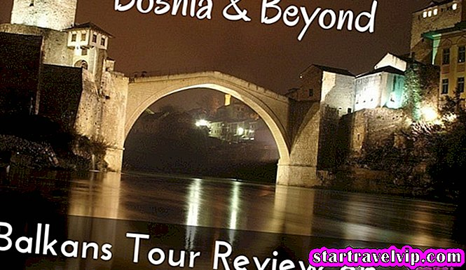 Bosnien og fremover: balkans tour review