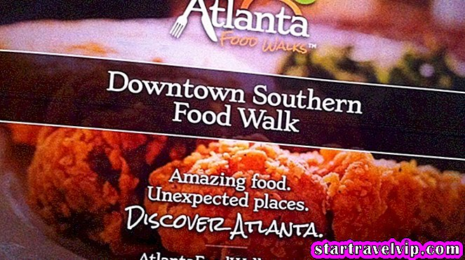 Atlanta food walks bewertung